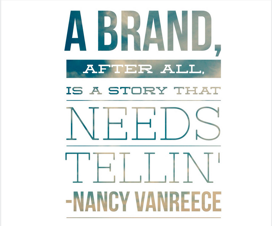 stories and brands