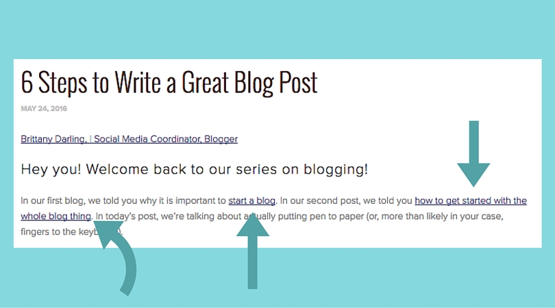 Steps for writing a Twitter summary conference blog post