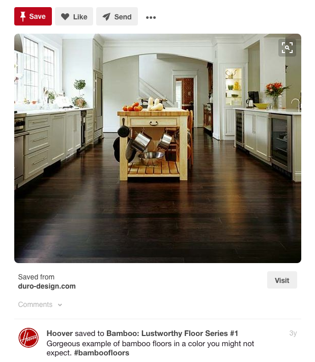 pinterest board topics