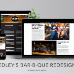 Edley's Website Redesign