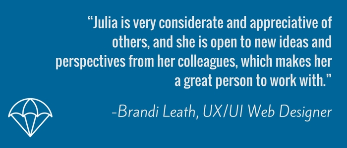 Quote from Brandi Leath