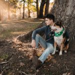 Down the 'Chute: Fall Lifestyle Product Photography for Camping With Dogs